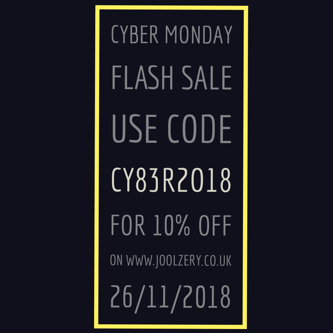 2018 Cyber Monday Flash Sales Voucher code