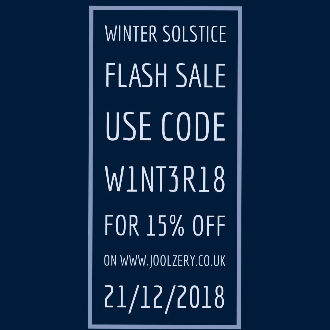 2018 Winter Equinox Flash Sales Voucher code