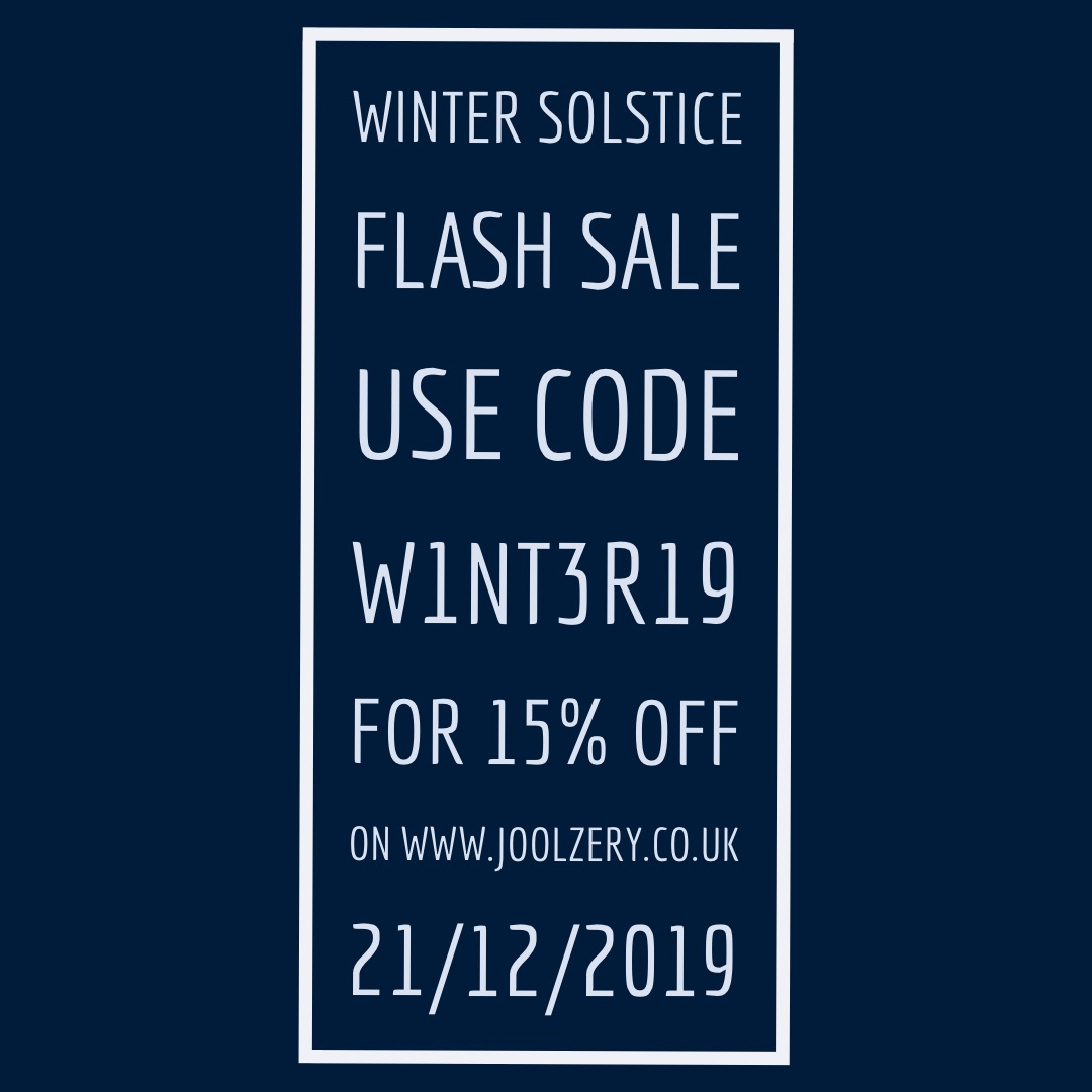 2019 Winter Solstice Flash Sale Voucher code