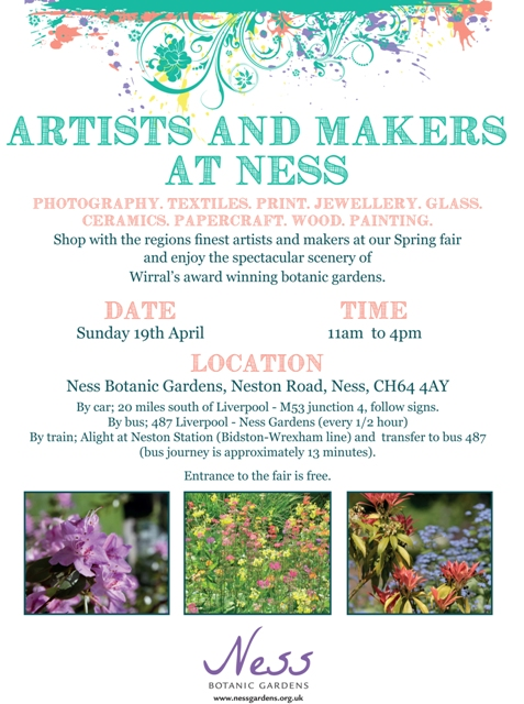 Artists & Makers Market at Ness Flyer
