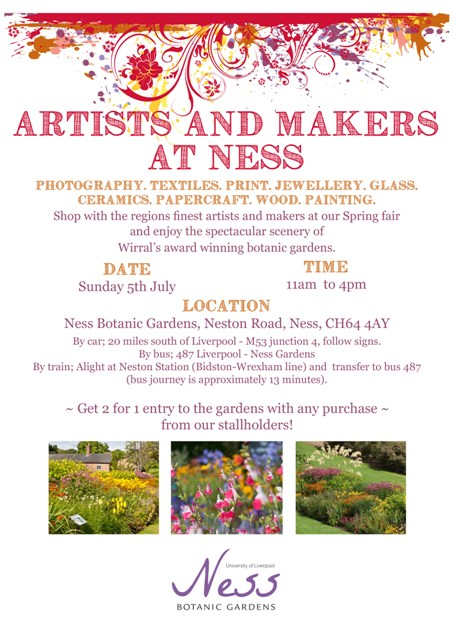 Artists and Markers at Ness