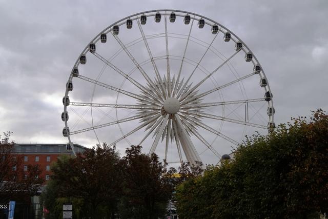 Albert Dock Liverpool Eye