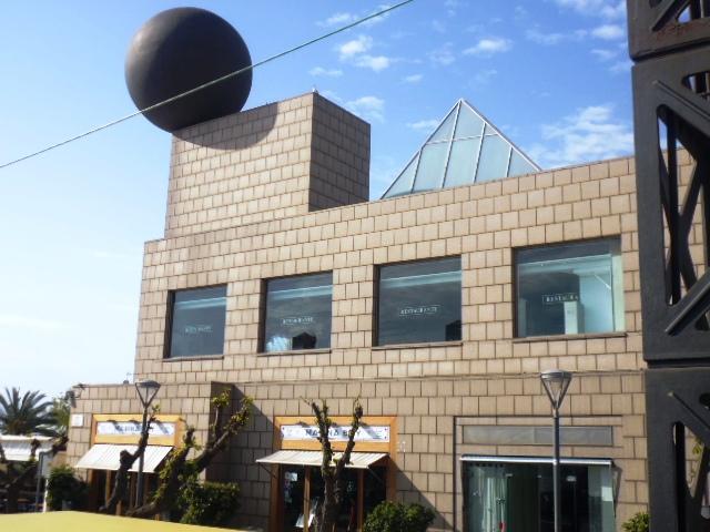 Barceoloneta Architecture