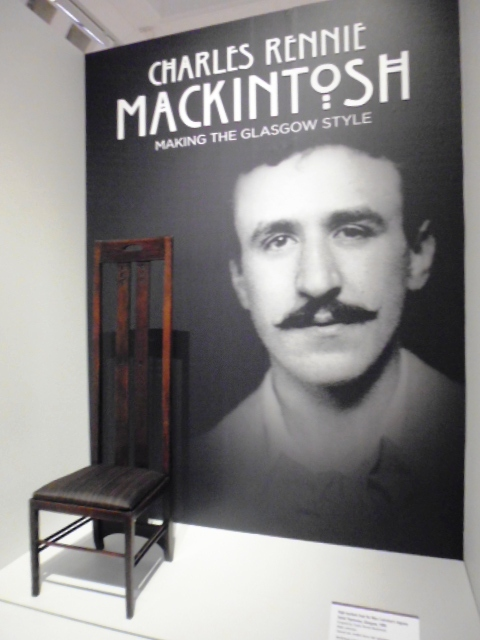 Charles Rennie Mackintosh Chair
