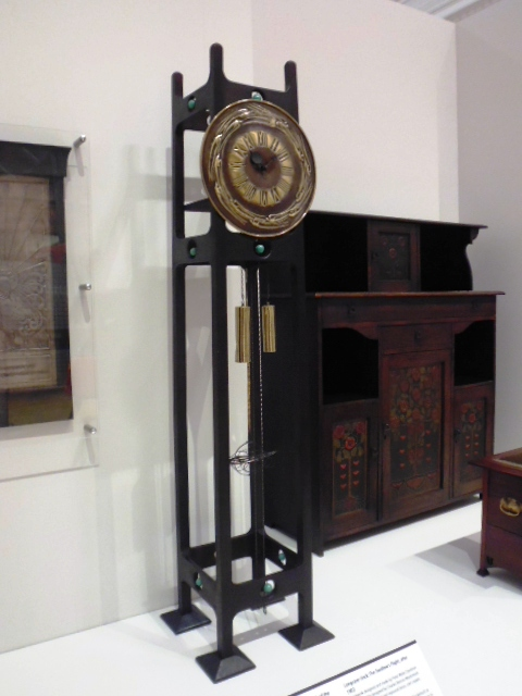 Mackintosh Clock