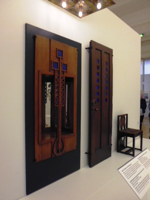 Mackintosh Doors
