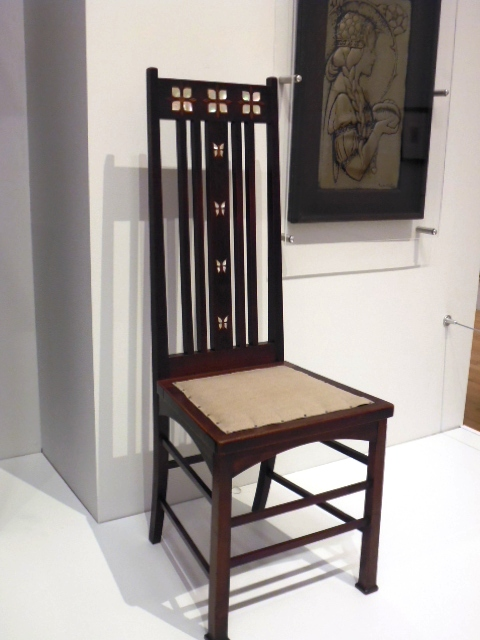 Mackintosh Embellished Chair