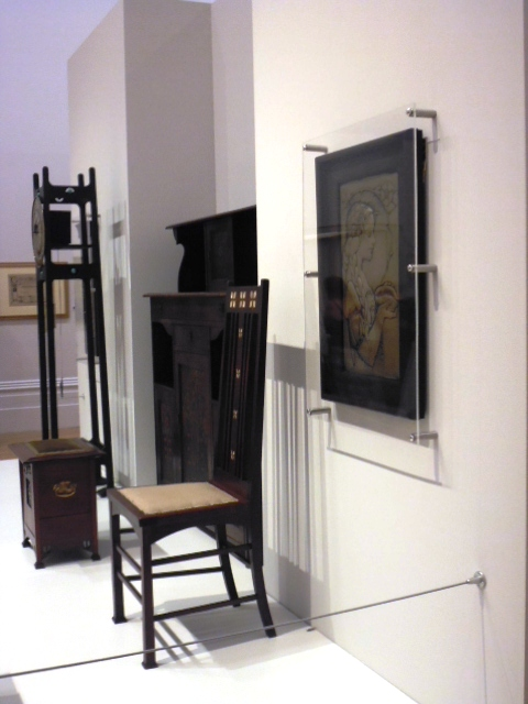Mackintosh Dining Room Display
