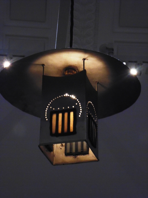 Mackintosh Geometric Light fitting
