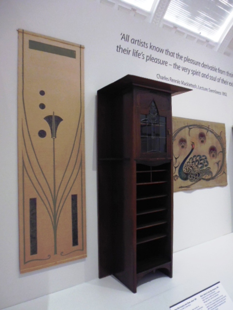Mackintosh Stencils