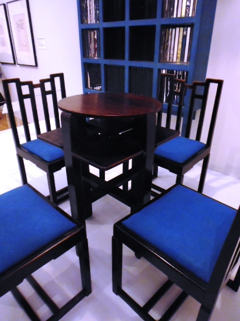 Mackintosh - Chinese Dining Set