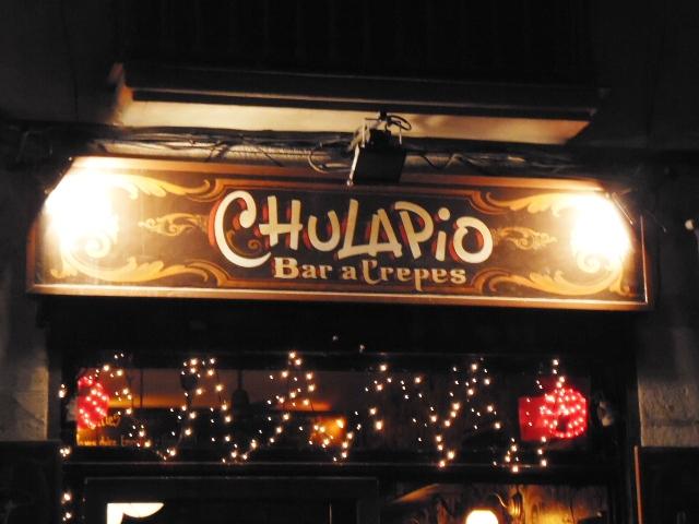 Chulapio Bar & Crepes