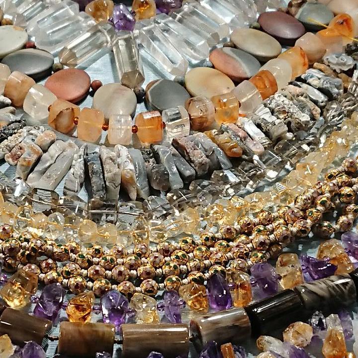 Gemstone Beads II