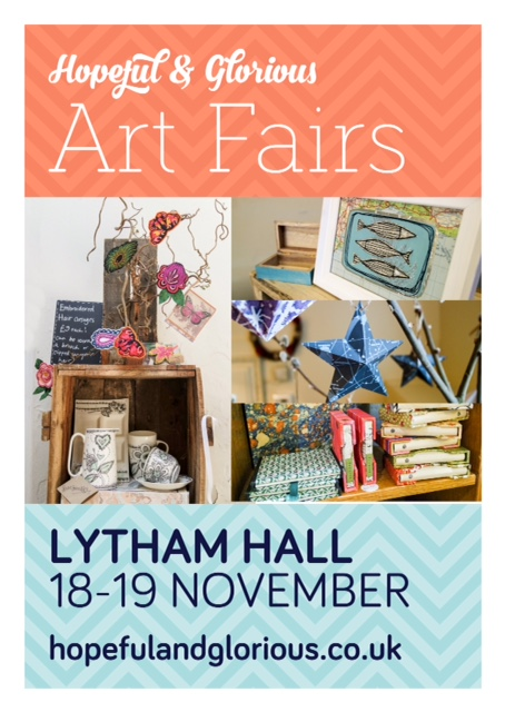 Hopeful & Glorious Winter Arts Fair at Lytham Hall