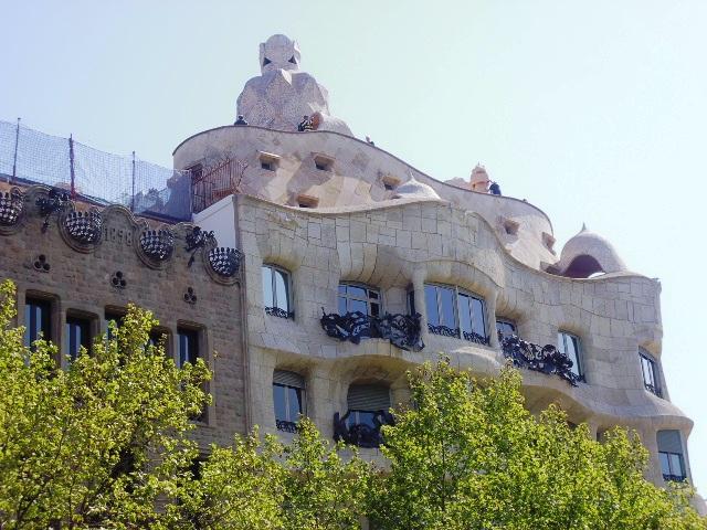 La Pedra Roof