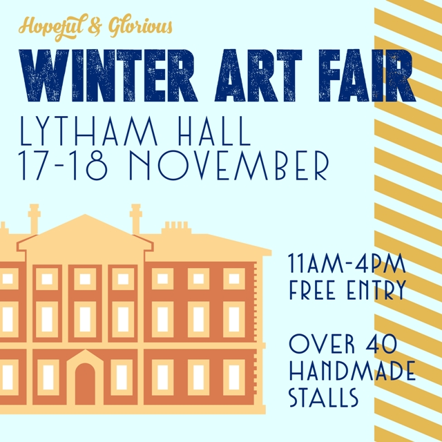 Lytham Hall Winter Art Fair 2019