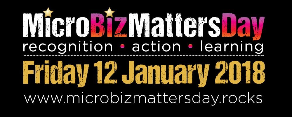 Micro Biz Matters Day 2018 Flyer