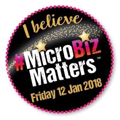 MicroBizMatters 2018 logo