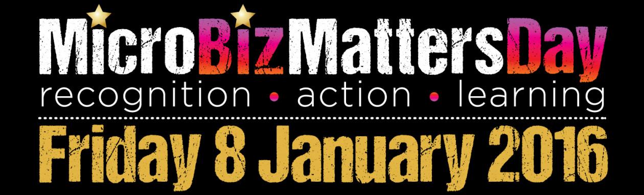 Micro Biz Matters Day 2016 Flyer