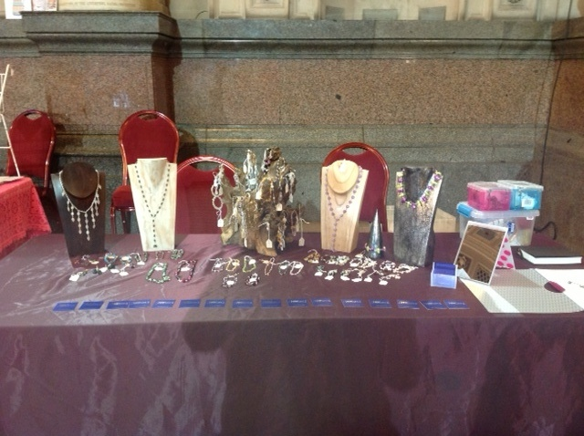 St Georges Hall Summer Arts Market 2013