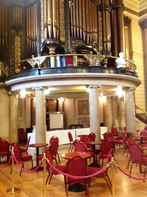 St Georges Hall Organ