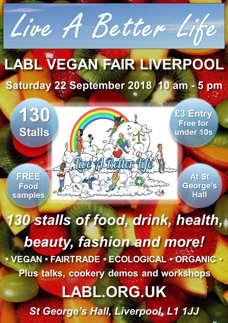 LABL Vegan Fair