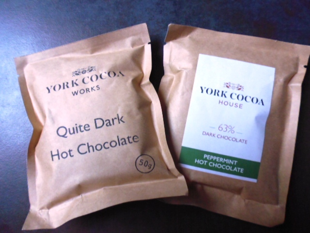 York Cocoa Works Hot Chocolate