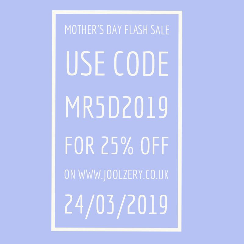 2019Mothers Day Flash Sale Voucher Code