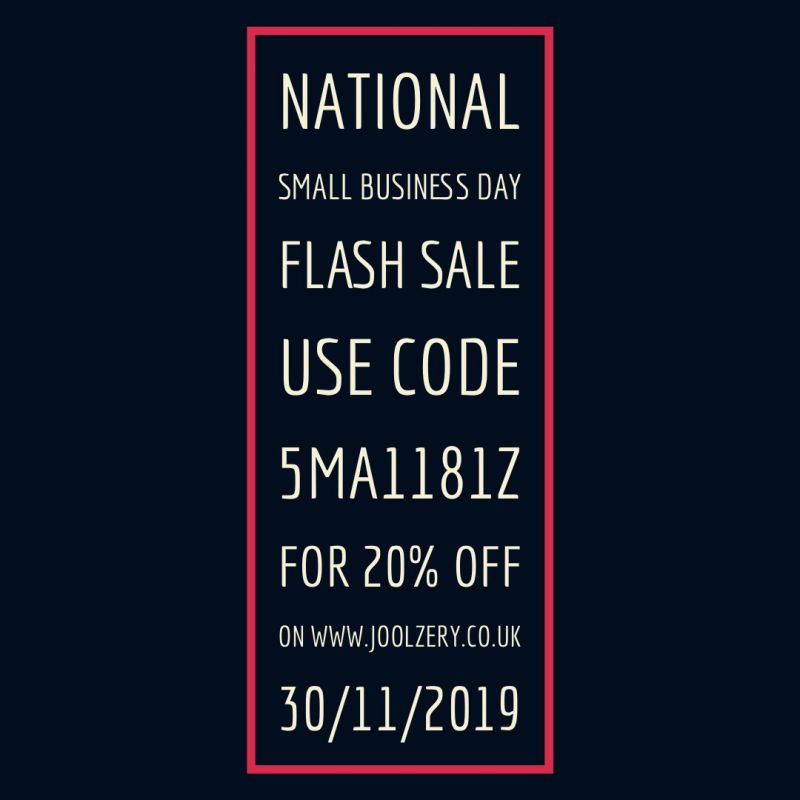 2019 Small Business Flash Sale Voucher Code