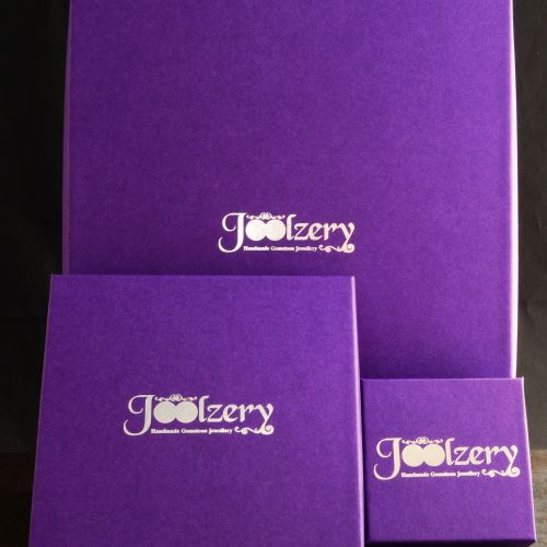 Joolzery New packaging for jewellery