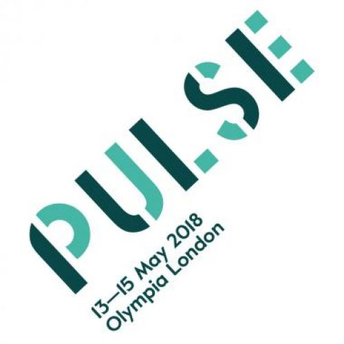 2018 Pulse Trade Show London Flyer