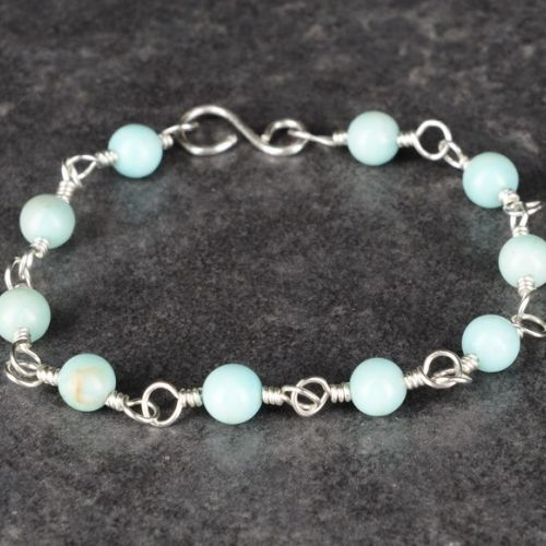 Larimar Bracelet 01 Full View