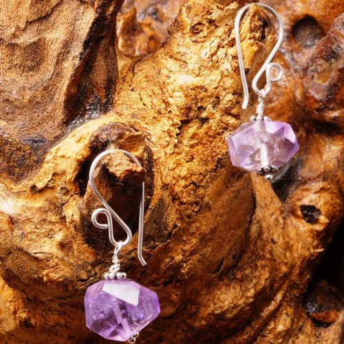 Ametrine Earrings 02 Fullview