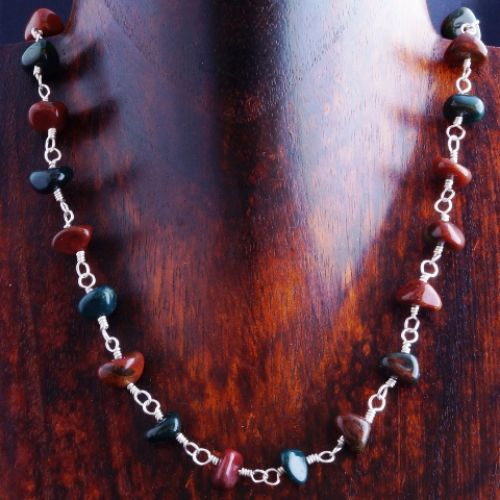 Bloodstone Choker 01 Full View